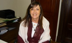 La Farm. Alicia Merlo, prosecretaria de la COFA, fue nombrada vicepresidente de la Confederación General de Profesionales