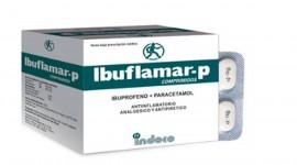 Prohíben la comercialización de Ibuflamar-p ibuprofeno con paracetamol, fabricado por INDOCO REMEDIES LTD
